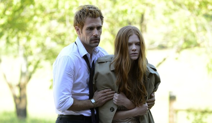 UK TV review: Constantine Episode 7 (Blessed Are the Damned)