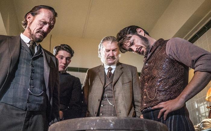 Amazon Prime TV review: Ripper Street Season 3, Episode 5 (Heavy Boots)