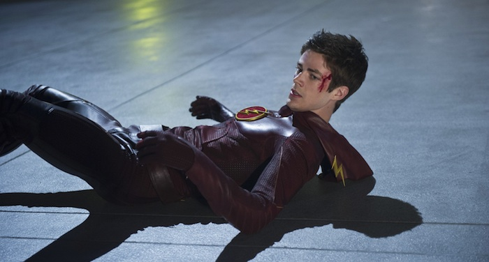 UK VOD TV review: The Flash Episode 9, The Man in the Yellow Suit (mid-season finale)