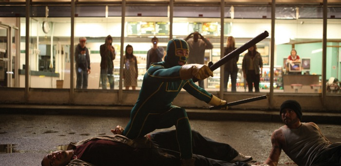 Netflix UK film review: Kick-Ass