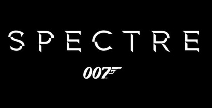 spectre Bond 24 title treatment