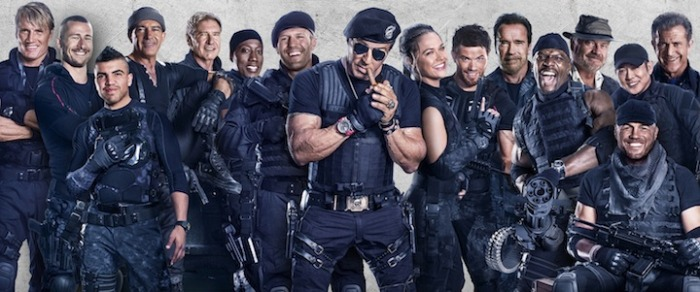 VOD film review: The Expendables 3