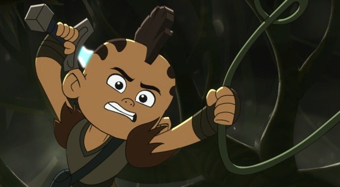 Amazon kids' TV pilot review: Table 58, Niko and the Sword of Light, Just Add Magic