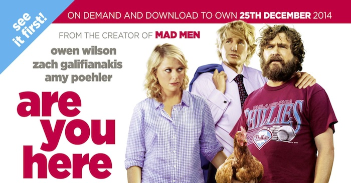 VOD film review: Are You Here