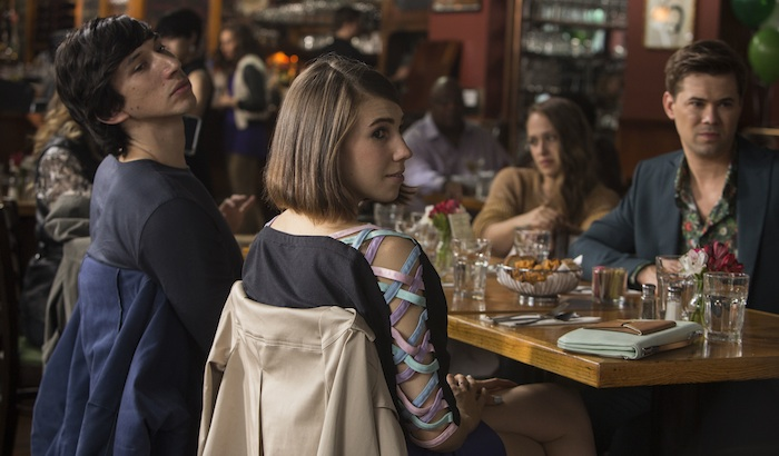 UK VOD TV review: Girls Season 4, Episode 4