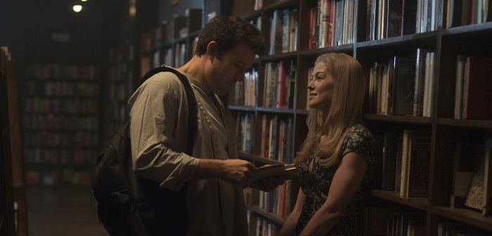 Netflix UK film review: Gone Girl