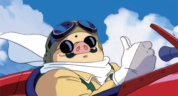 The fantasy of flight: Porco Rosso and Miyazaki's lifelong obsession