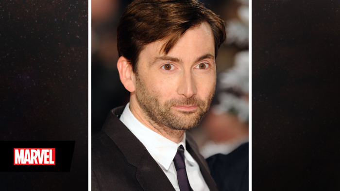 David Tennant will play the bad guy to Marvel's Jessica Jones