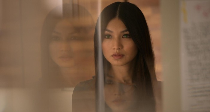 First picture: Channel 4 sci-fi TV series Humans