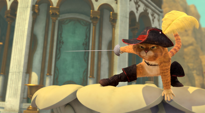 Netflix UK TV review: The Adventures of Puss in Boots (First Look)