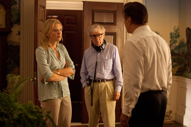 Woody Allen to make first TV series for Amazon