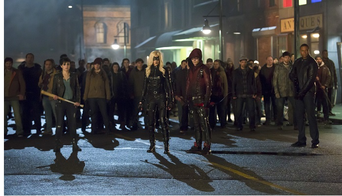 UK VOD TV recap: Arrow Season 3, Episode 12 (Uprising)