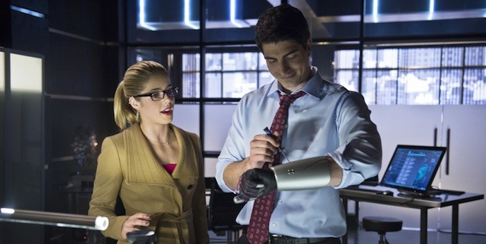 VOD TV recap: Arrow Season 3, Episode 10