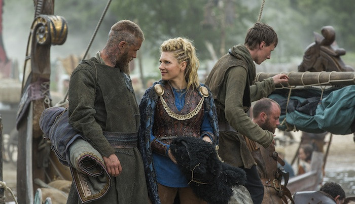 Amazon Prime UK TV review: Vikings Season 3, Episode 1 (Mercenary)