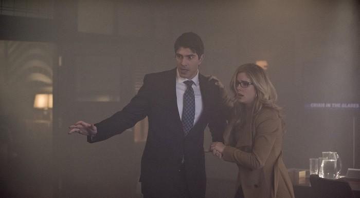 UK VOD TV recap: Arrow Season 3, Episode 11 (Midnight City)
