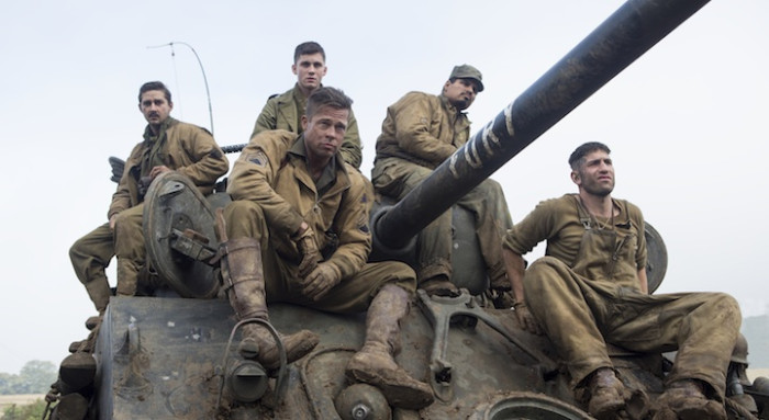VOD film review: Fury