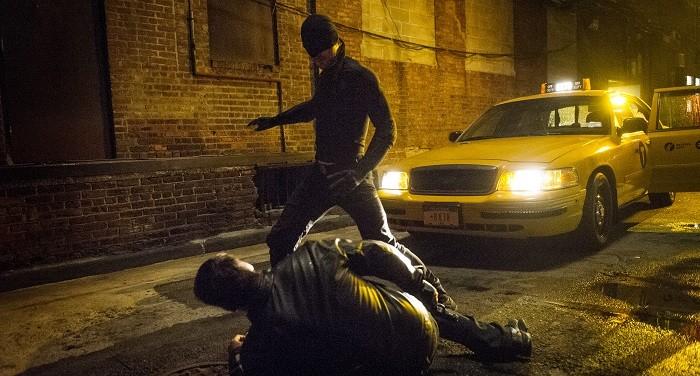Daredevil gets a second season