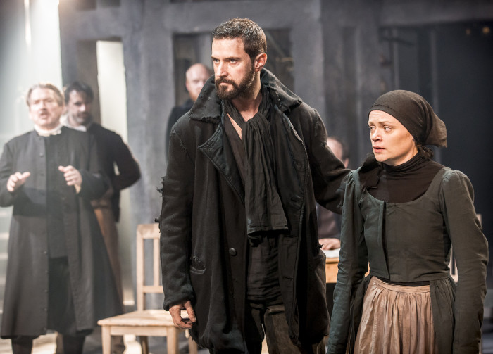 Richard Armitage's The Crucible available to watch online from 17th March