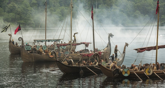 Comic-Con: Vikings Season 4 trailer sails onto YouTube