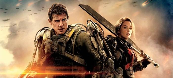 VOD film review: Edge of Tomorrow