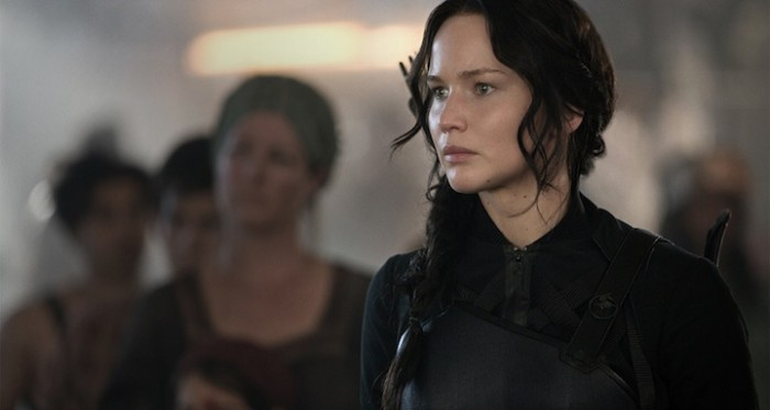 Netflix UK film review: The Hunger Games: Mockingjay – Part 1