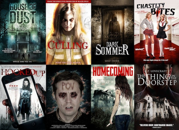 6 new releases coming soon to TheHorrorShow.tv in April 2015