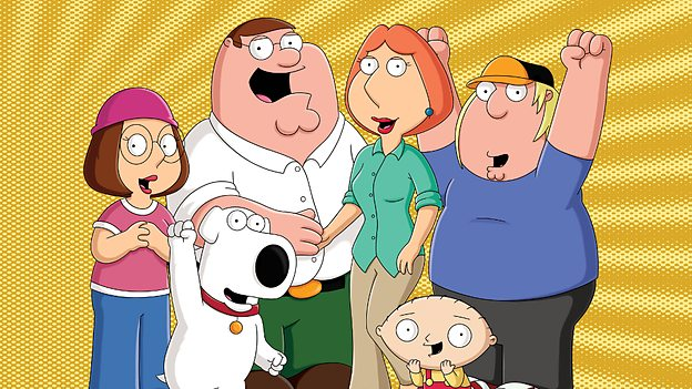 Family Guy comes back to BBC Two… before going to ITV2