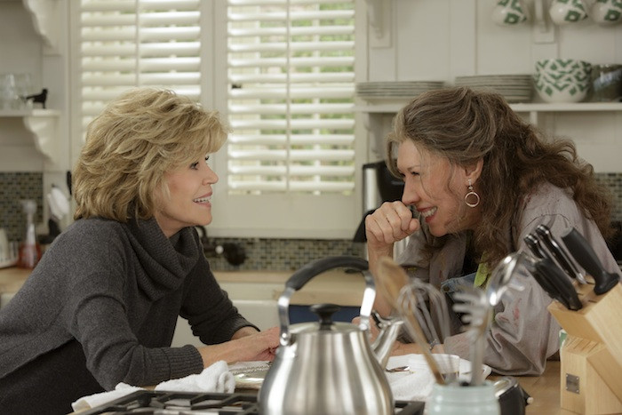 Grace and Frankie: Season 2 bloopers