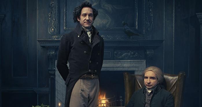 BBC releases trailer for Jonathan Strange & Mr. Norrell