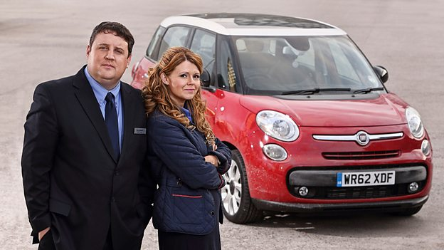 Peter Kay's Car Share races past 10 million views