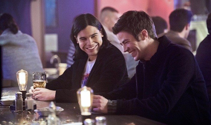 UK VOD TV review: The Flash Episode 16 (Rogue Time)