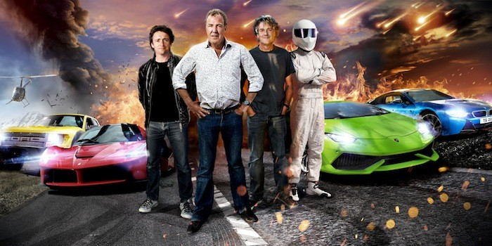 Top Gear tops iPlayer in record month for BBC
