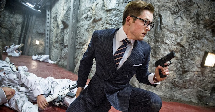 Netflix UK film review: Kingsman: The Secret Service