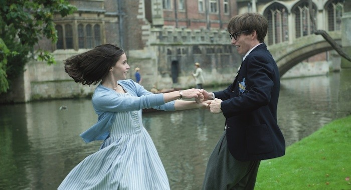 Netflix UK film review: The Theory of Everything