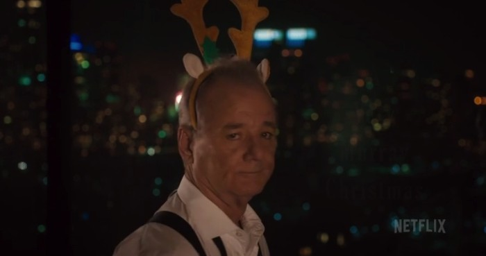Bill Murray to host Christmas show on Netflix