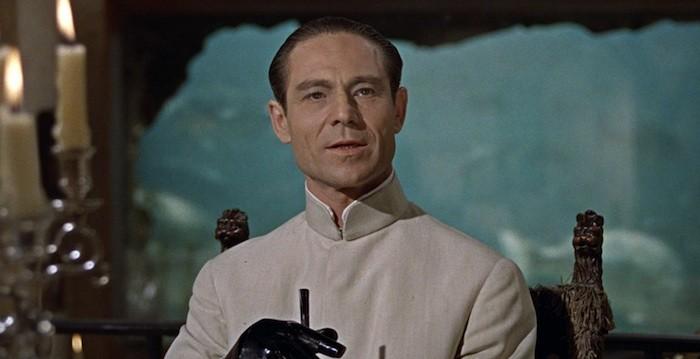 007 Retold: The secret diary of Dr. No