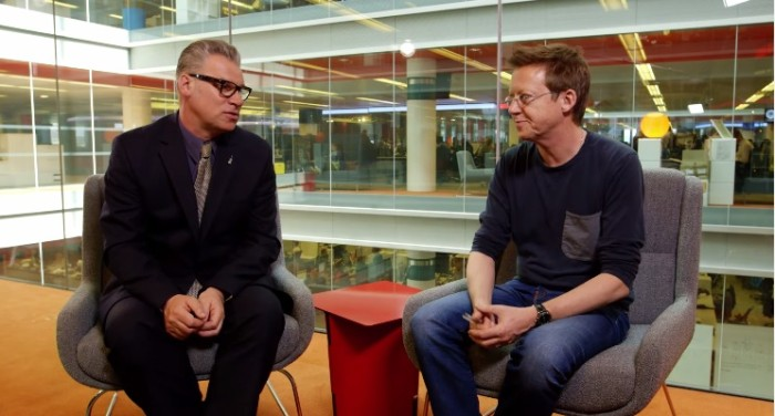 YouTube review: Kermode and Mayo's Film Thing