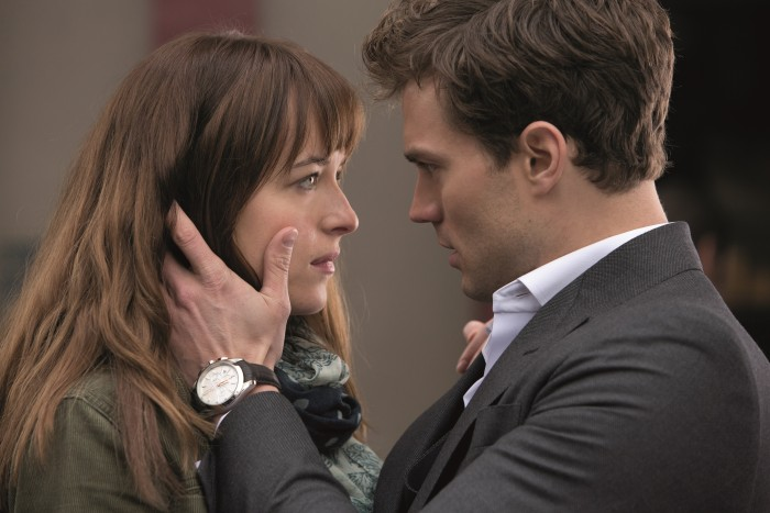Netflix UK film review: Fifty Shades of Grey