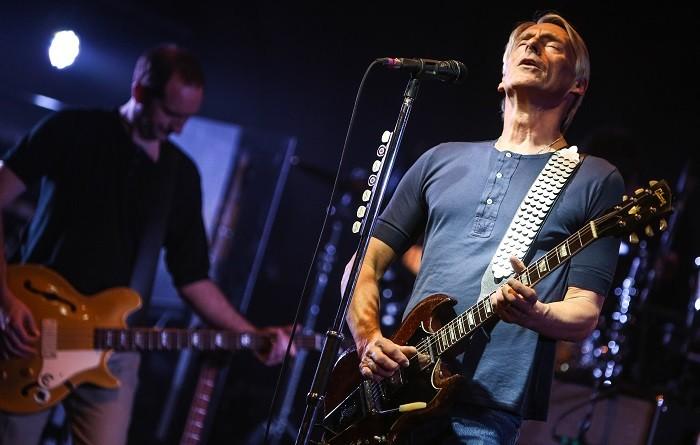 Secret Paul Weller gig released on Amazon Prime