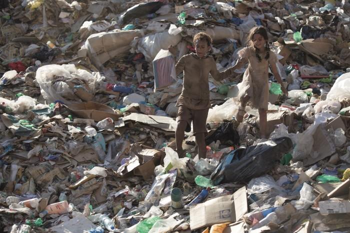 Netflix UK film review: Trash