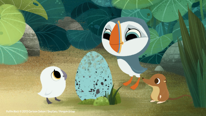 Puffin Rock: A kids' series full of charm and beauty