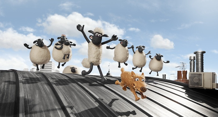 VOD film review: Shaun the Sheep: The Movie