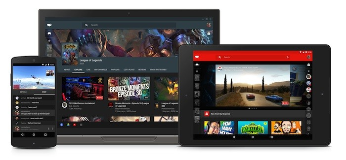 YouTube takes on Twitch with YouTube Gaming