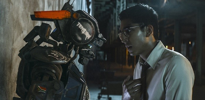 Netflix UK film review: Chappie