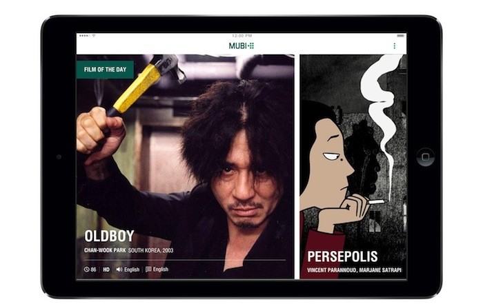MUBI signs deal with Sony