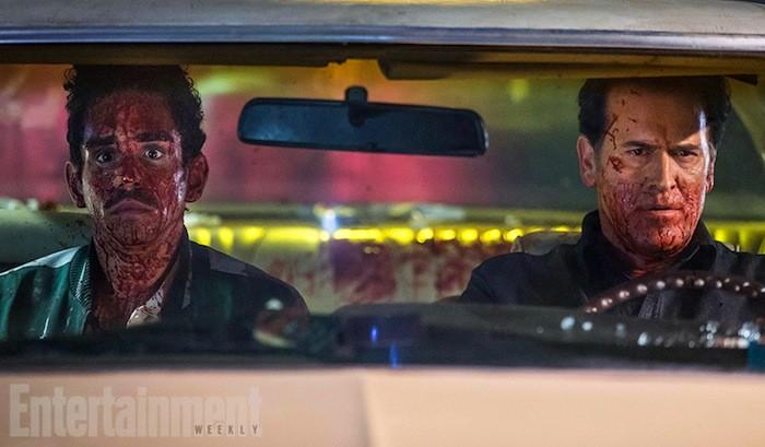 Comic-Con: Ash vs. Evil Dead series gets bloody trailer