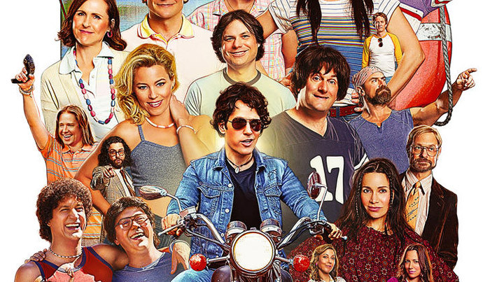 Wet Hot American Summer: First Day of Camp trailer and key art released