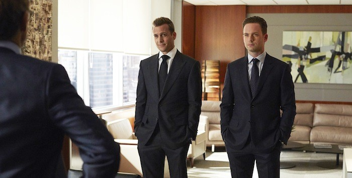 Suits Season 5 available to watch early on UKTV Play