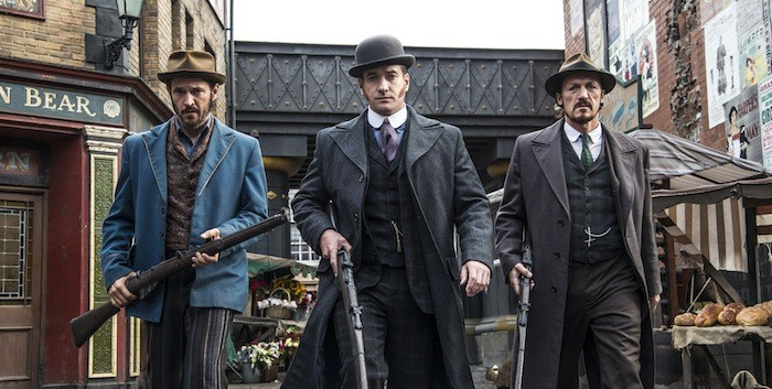 9 reasons why you should be watching Amazon's Ripper Street