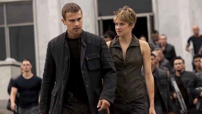 VOD film review: The Divergent Series: Insurgent